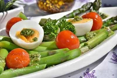 asparagus recepten