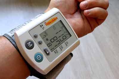 bloeddruk opmeten