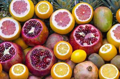 citrus vitamine c afvallen