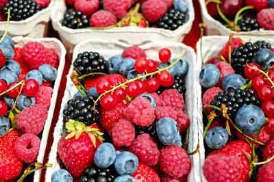 fruit gezonde voeding