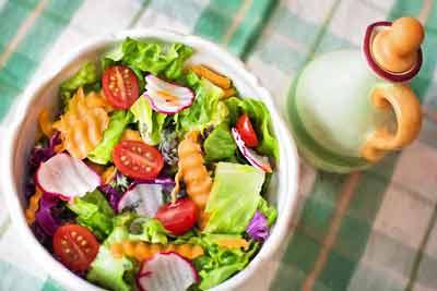 groenten om af te vallen