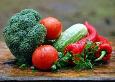 groenten tegen hoge bloeddruk