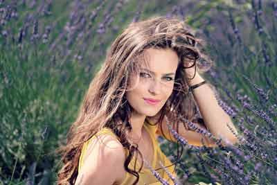 lavendelolie haargroei