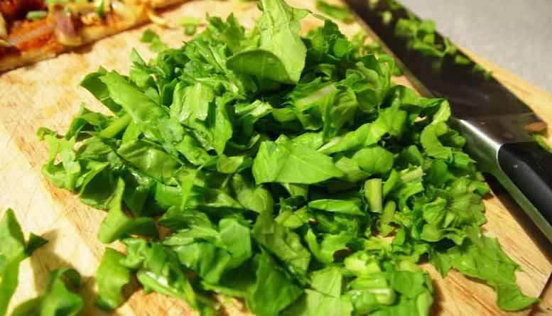 nitraatrijke groente