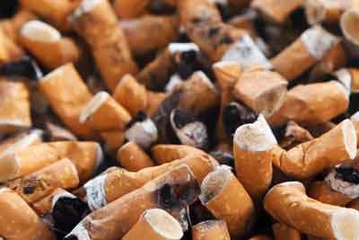 roken verdikt het bloed