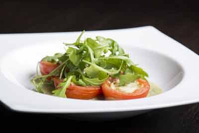 rucola nitraatrijke groente