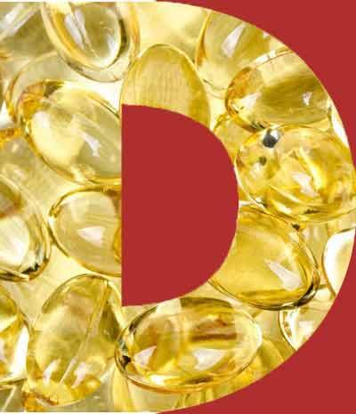 vitamine D versnelt metabolisme
