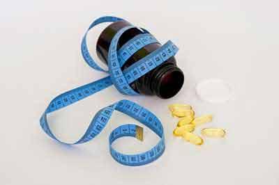 vitamines om af te vallen