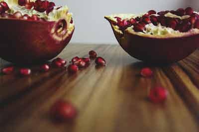 granaatappel voedingswaarde