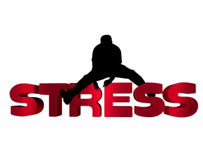 stress hoog cortisol