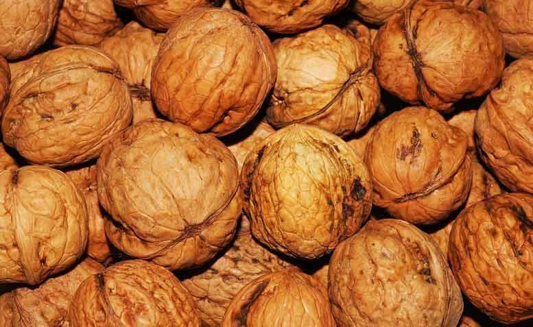 Afvallen door noten te eten
