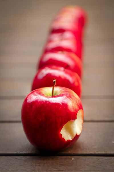 appel gezond voor zwangere vrouwen