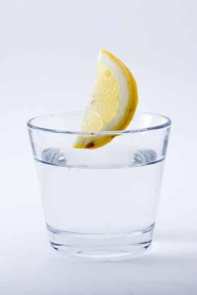 citroensap afvallen