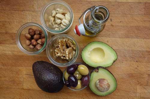 gezonde vetten afvallen zonder dieet