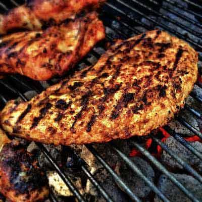 ijzervoeding vlees