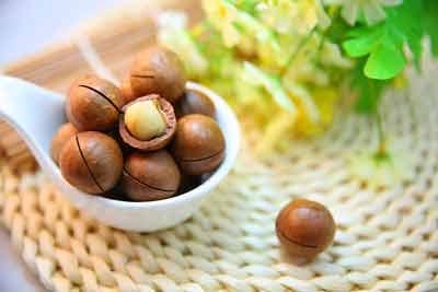 kleine porties noten eten