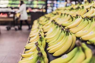 koolhydraten banaan