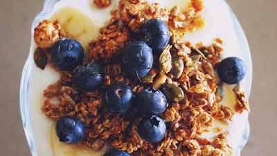 muesli ontbijtgranen