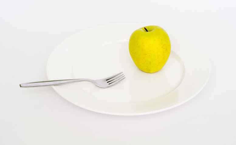 Traag metabolisme door ijzertekort