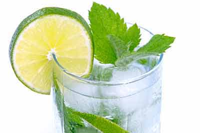 water versnelt metabolisme