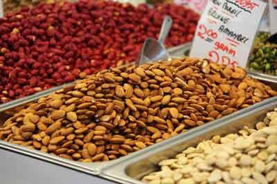 cholesterolverlagende voeding amandelen