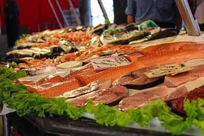 onverzadigde vetzuren vette vis