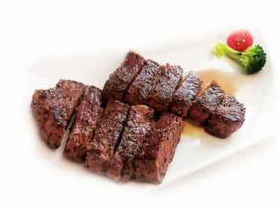 rundvlees zinkrijke voeding