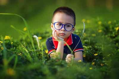 vertraagde groei kinderen zinkgebrek