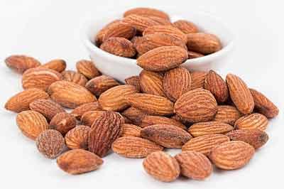 amandelen rijk aan vitamine e