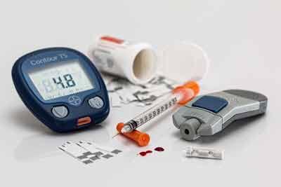 lager risico op diabetes hormoontherapie