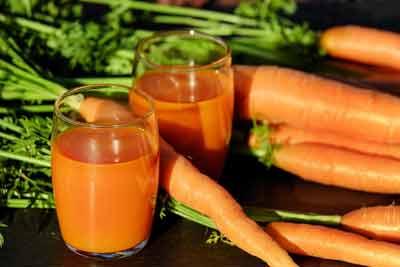voeding met vitamine A