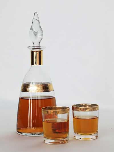 alcohol vermindert potentie