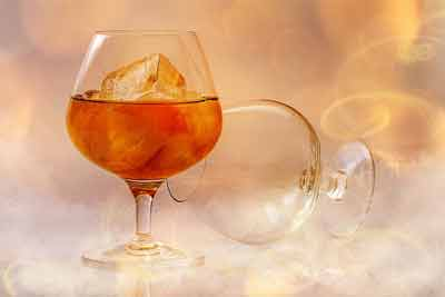 alcohol vermijden