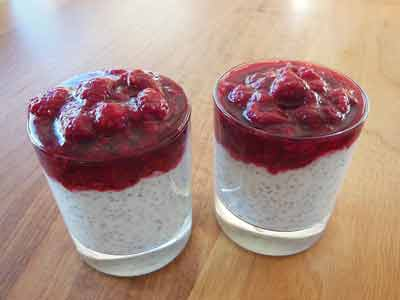 chiazaden yoghurt