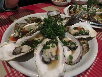 oesters zink en omega 3