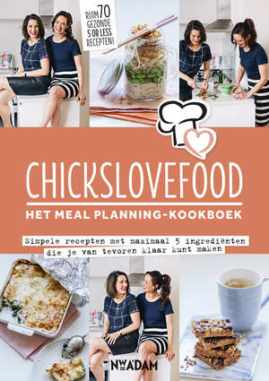 chickslovefood het meal planning kookboek