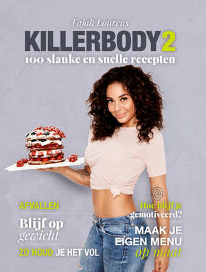 killerbody 2 best verkochte kookboek nederland