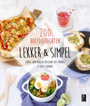 lekker en simpel best verkochte kookboeken