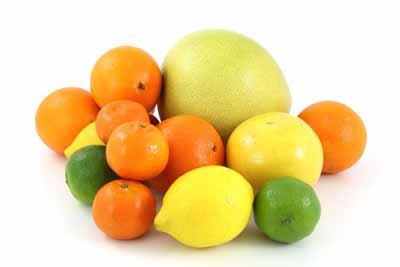 citrus ontzurende voeding