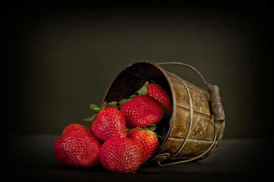 aardbeien verhogen melatonine