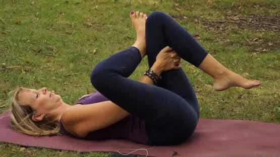 yoga stressverlagende middelen