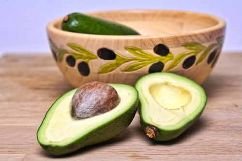 avocado vitamine e
