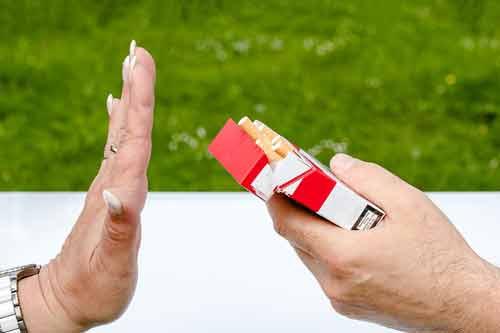 nicotine dopamine