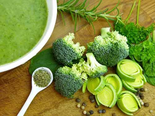 broccoli plantaardige omega 3 voeding