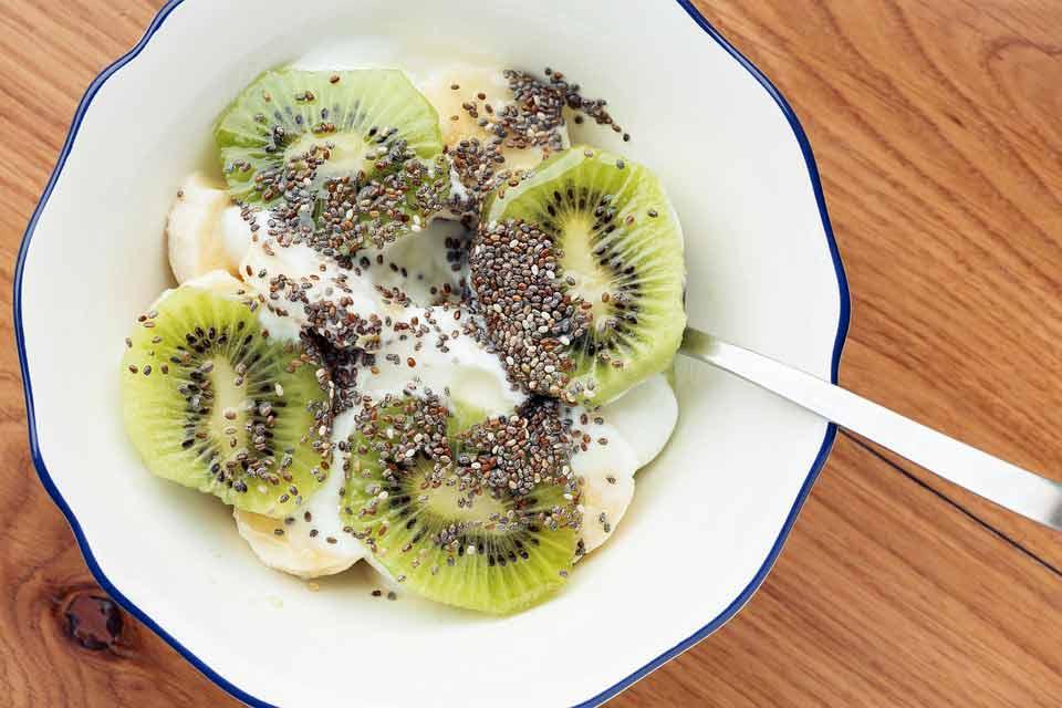 Plantaardige Omega 3 Voeding Voor Vegetariërs En Veganisten