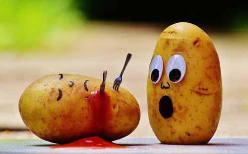 aardappelen gezondheid