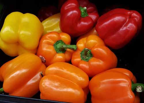 paprika vitamine a ijzeropname