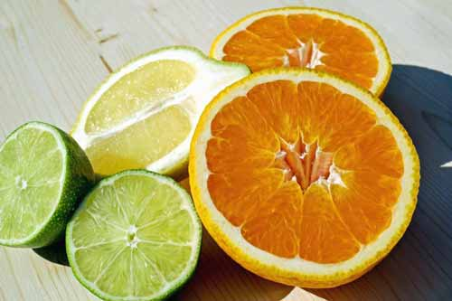 vitamine c verbetert ijzeropname