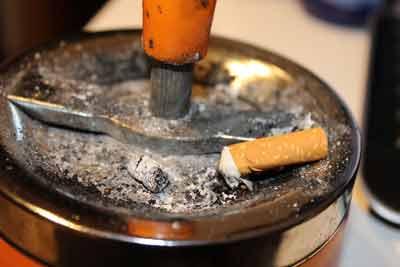 stoppen met roken verdikken