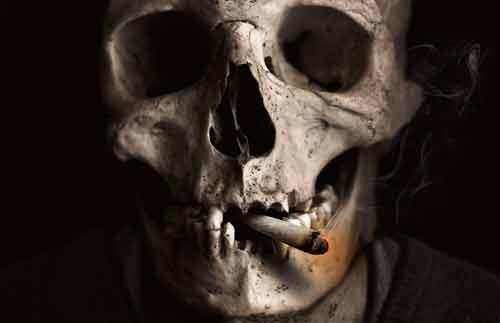 teer slecht voor longen